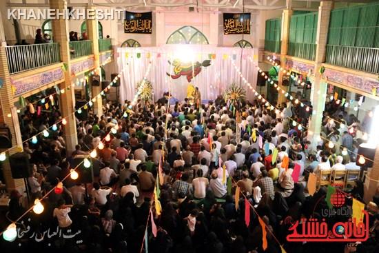 جشن اعیاد شعبانیه بیت العباس رفسنجان (۱۱)