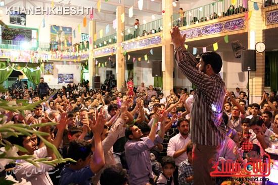 جشن اعیاد شعبانیه بیت العباس رفسنجان (۱۴)