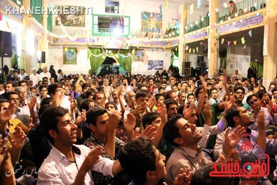 جشن اعیاد شعبانیه بیت العباس رفسنجان (۱۵)