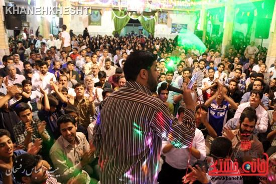 دوربین خانه خشتی در جشن اعیاد شعبانیه بیت العباس رفسنجان