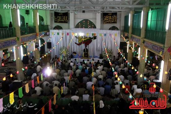 جشن اعیاد شعبانیه بیت العباس رفسنجان (۳)
