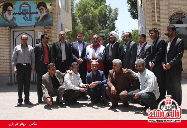 دوربین خانه خشتی در سفر یکروزه مدیران روابط عمومی رفسنجان