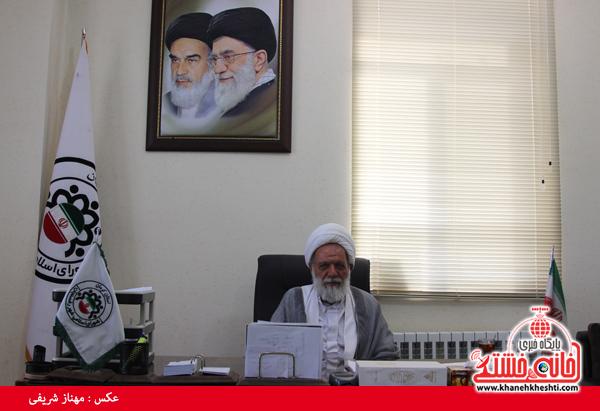 یک روز با یک عضو شورای شهر رفسنجان/ توصیه حجت الاسلام ارجمند به طالبان قدرت