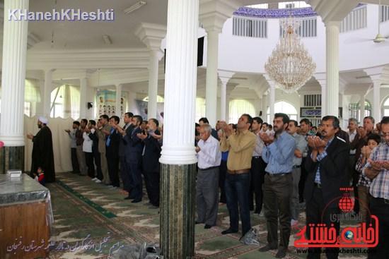 مراسم تجلیل از کارگران شهرستان رفسنجان (۱۵)