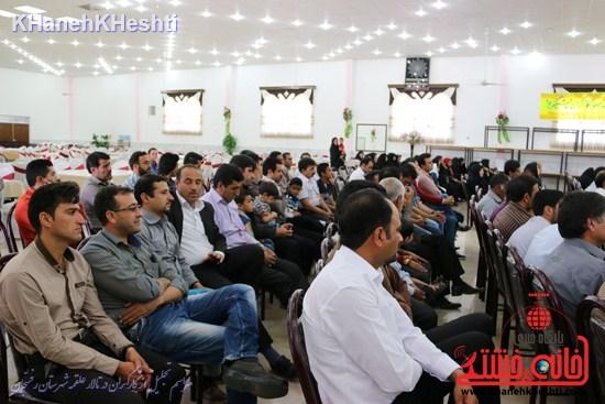 مراسم تجلیل از کارگران شهرستان رفسنجان (۲)