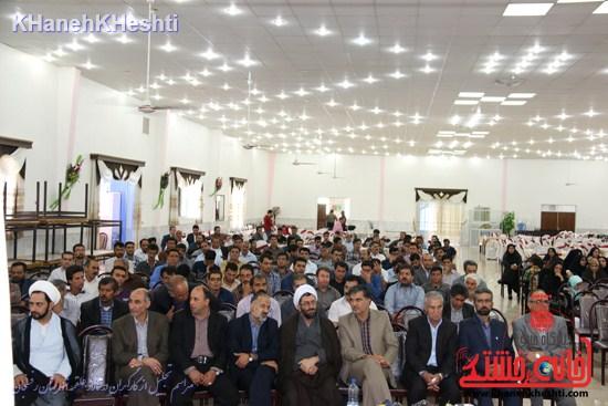 مراسم تجلیل از کارگران شهرستان رفسنجان (۵)
