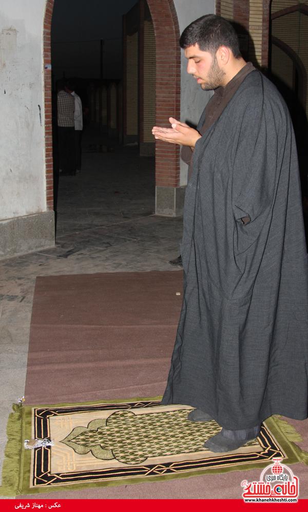گلزار شهدا رفسنجان-خانه خشتی (۱۸)