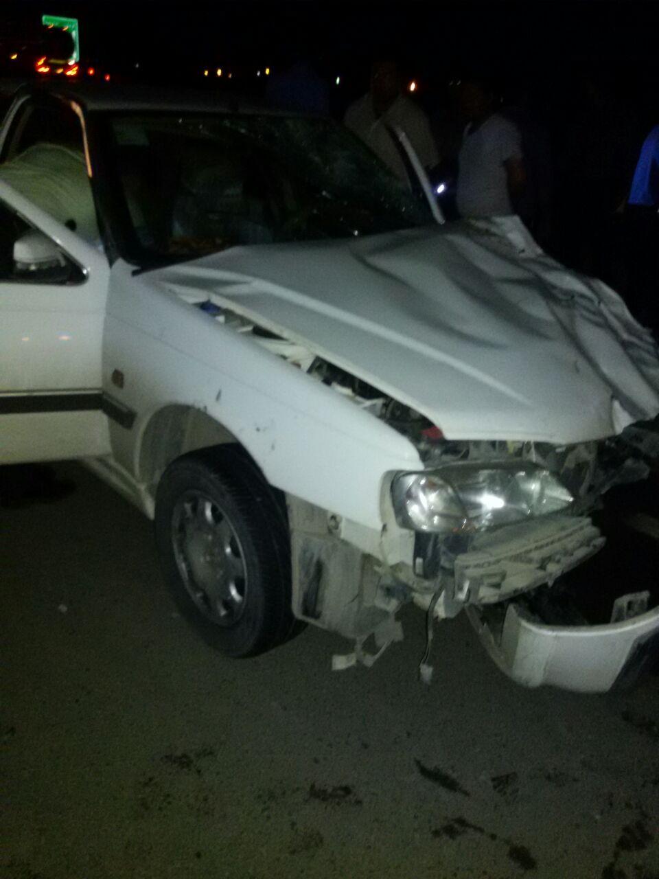 کشته شدن چهار نوجوان افغان در حادثه محور کرمان به رفسنجان