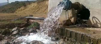 حفر چاه آب آشامیدنی در روستای دره رنج رفسنجان
