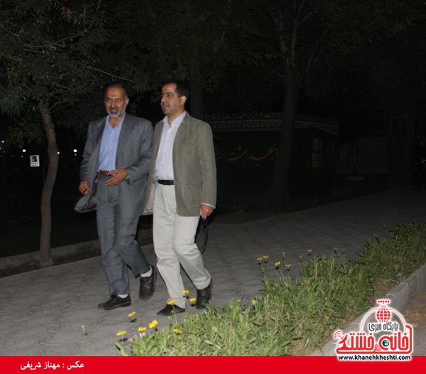 بوستان جوان رفسنجان-خانه خشتی (۲۰)