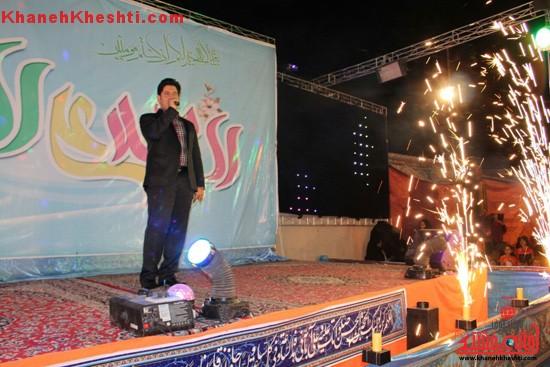 جشن بزرگ شعبان در رفسنجان برگزار شد + عکس
