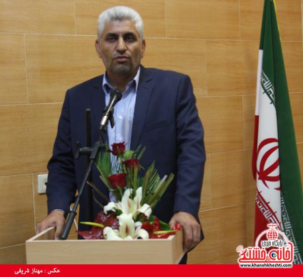 کلینیک تخصصی تأمین اجتماعی رفسنجان احداث می شود/۸۰ هزار مستمری بگیر در استان کرمان وجود دارد