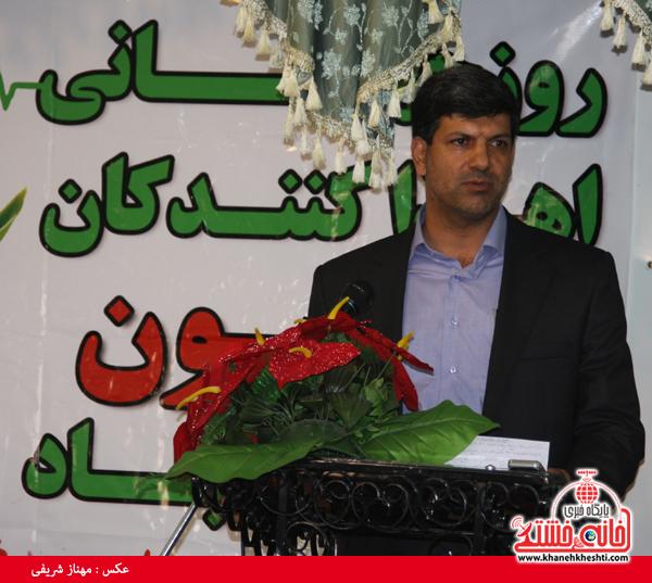 از هر هزار شهروند رفسنجانی ۳۵ نفر اهدا کننده خون هستند/ بانوان کمترین مراجعه کنندگان به مرکز انتقال خون