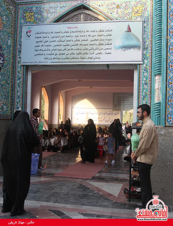 شهید حسین محمدرضایی-رفسنجان-خانه خشتی (۱۲)
