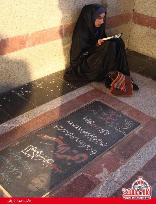 شهید حسین محمدرضایی-رفسنجان-خانه خشتی (۱۴)