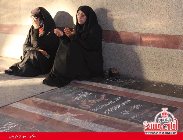 شهید حسین محمدرضایی-رفسنجان-خانه خشتی (۲)