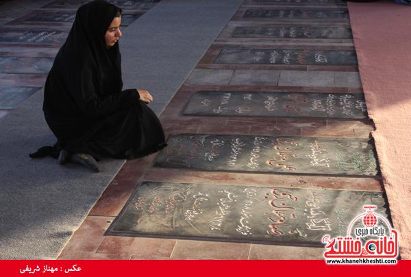 شهید حسین محمدرضایی-رفسنجان-خانه خشتی (۳)