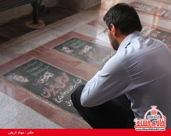 شهید حسین محمدرضایی-رفسنجان-خانه خشتی (۴)