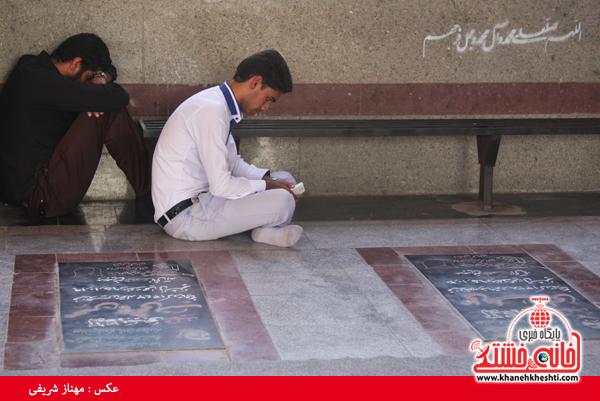 شهید حسین محمدرضایی-رفسنجان-خانه خشتی (۵)