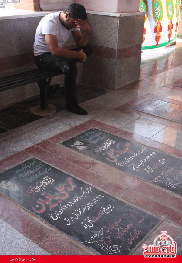 شهید حسین محمدرضایی-رفسنجان-خانه خشتی (۹)