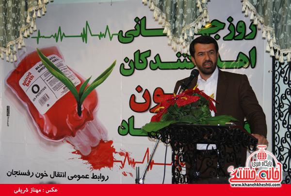اهداکنندگان خون اهداکنندگان زندگی اند/ اهدای خون جهادگران دفاع مقدس به استواری انقلاب انجامید