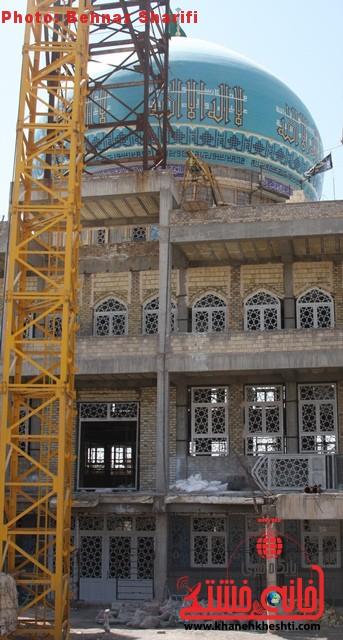 مسجد الزهرا (س) رفسنجان_خانه خشتی (۲)