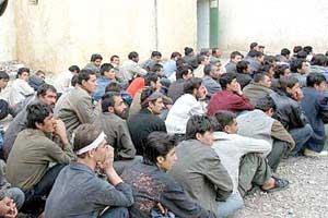 حضور ۵۰ هزار افغانی در رفسنجان یک تهدید بالقوه برای شهرستان