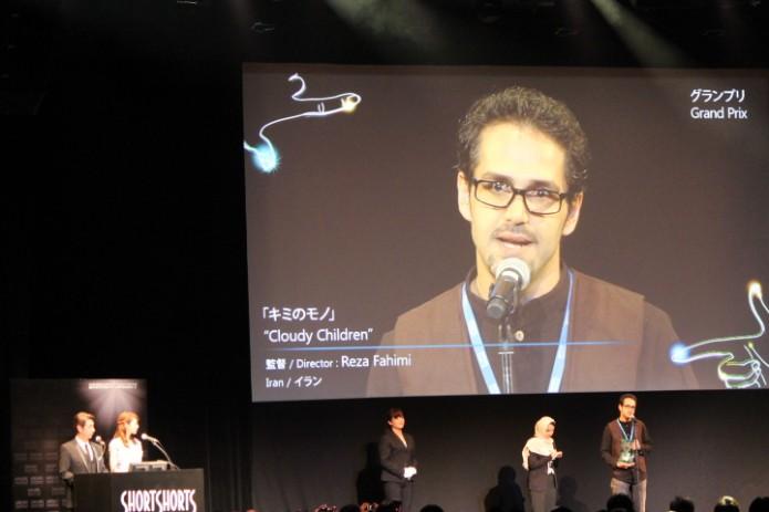 «کودکان ابری» راهی اسکار شد/ کسب جایزه بزرگ جشنواره short shorts کشور ژاپن توسط فیلمساز رفسنجانی