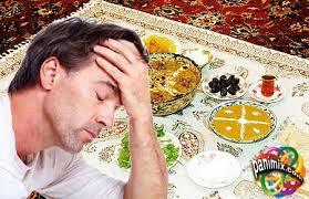 علت سردرد روزهداران چیست؟