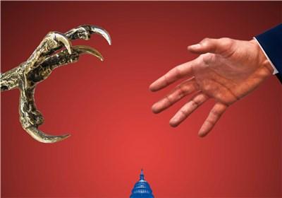 آدم کشی در کشور داعیه دار حقوق بشر / آلزایمر خوی استکباری آمریکا نسبت به ایران
