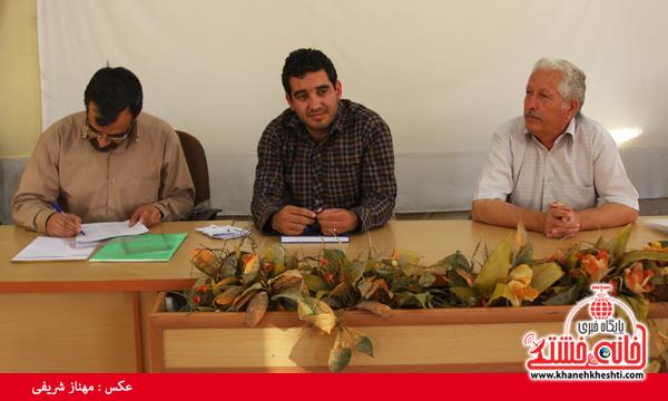 انجمن داستان نویسان رفسنجان-خانه خشتی (۵)