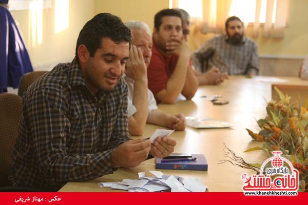 انجمن داستان نویسان رفسنجان-خانه خشتی (۸)