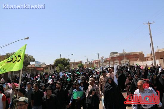 راهپیمایی روز قدس رفسنجان (۱۲)