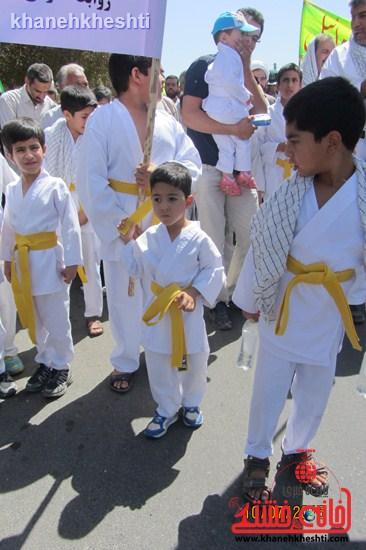راهپیمایی روز قدس رفسنجان (۲۴)