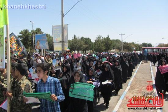 راهپیمایی روز قدس رفسنجان (۲۷)