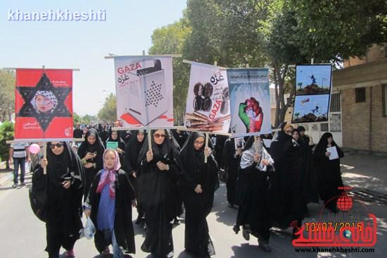 راهپیمایی روز قدس رفسنجان (۲۸)