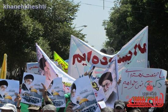 راهپیمایی روز قدس رفسنجان (۲۹)