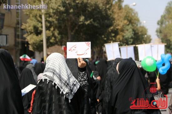 راهپیمایی روز قدس رفسنجان (۶)