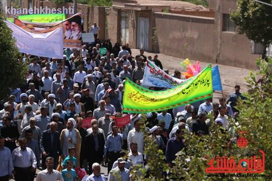 راهپیمایی روز قدس رفسنجان (۸)