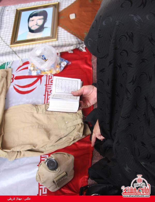 سالروز شهادت شهید احمد اسماعیلی در رفسنجان برگزار شد + عکس