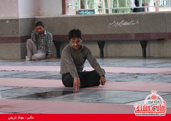 شهید حمید جمالی-رفسنجان-خانه خشتی (۱۰)
