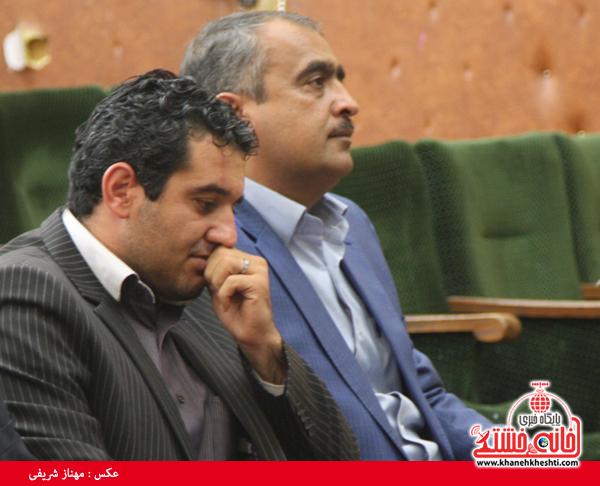 رئیس اداره فرهنگ و ارشاد اسلامی رفسنجان منصوب شد + عکس