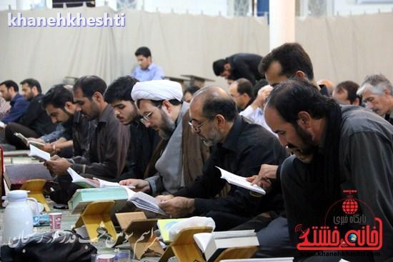 مراسم احیاشب بیستوسوم ماه رمضان در رفسنجان (۱۲)