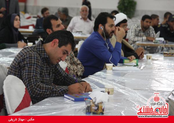 مسابقات قرآن-رفسنجان-خانه خشتی (۸)