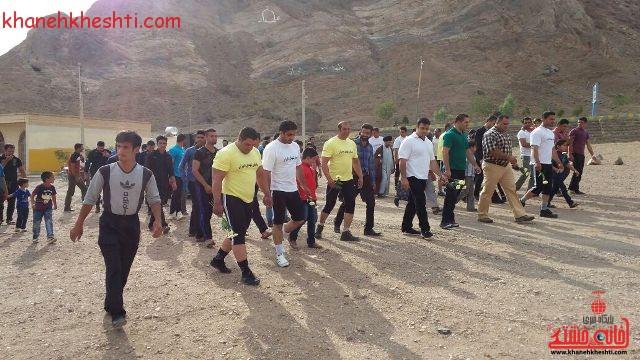 مسابقات قوی ترین مردان رفسنجان_خانه خشتی (۱)