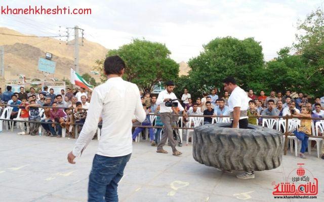 مسابقات قوی ترین مردان رفسنجان_خانه خشتی (۴)