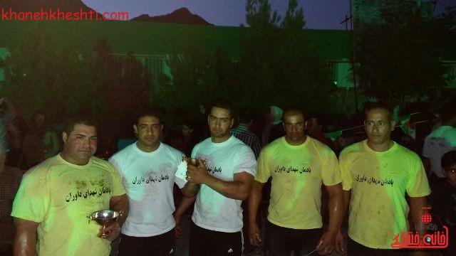 مسابقات قوی ترین مردان رفسنجان_خانه خشتی (۶)