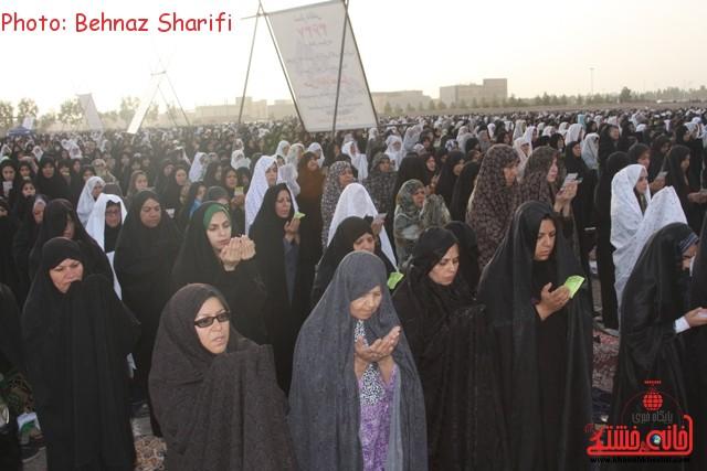 نماز عید فطر رفسنجان_خانه خشتی (۱۶)