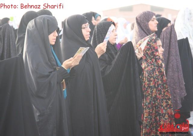 نماز عید فطر رفسنجان_خانه خشتی (۱۷)