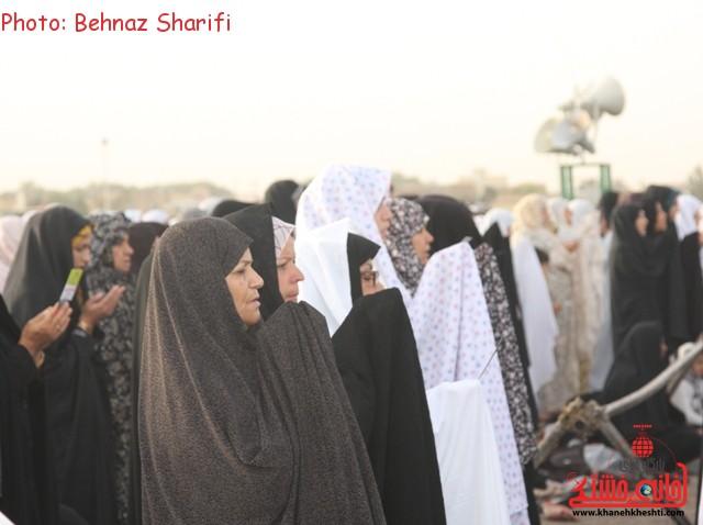 نماز عید فطر رفسنجان_خانه خشتی (۱۹)